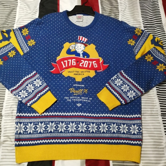 numskull Other - Official Fallout 76 Ugly Sweater
